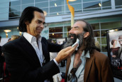 MARS'A NICK CAVE VE WARREN ELLIS'IN ELİ DEĞERSE
