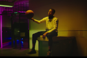 HARMONY KORINE'DEN STEPH CURRY'Lİ UNDER ARMOUR REKLAMI