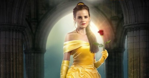 BEAUTY AND THE BEAST'TEN İLK FRAGMAN GELDİ