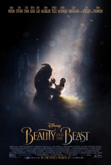 BEAUTY AND THE BEAST'TEN EŞSİZ GÜZELLİKTE YENİ POSTER