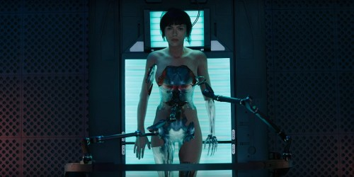 GHOST IN THE SHELL'İN MÜZİKLERİ CLINT MANSELL'DEN