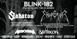 BLINK-182'YLA DÜNYANIN EN ACAYİP FESTİVALİ