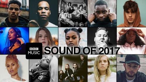 GELECEĞİN EN HEYECAN VERİCİ İSİMLERİNİ DİNLEYİN: BBC SOUND OF 2017
