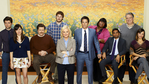 "CHRIS PRATT: ""PARKS AND RECREATION GERİ DÖNEBİLİR"""