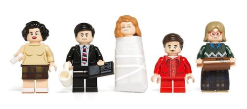 TWIN PEAKS LEGO FİGÜRLERİ ALMAZ MIYDINIZ?