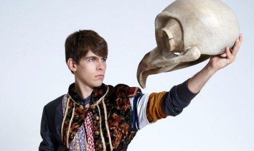 KLAXONS'IN JAMES RIGHTON'I SHOCK MACHINE'LE SIKI GELİYOR