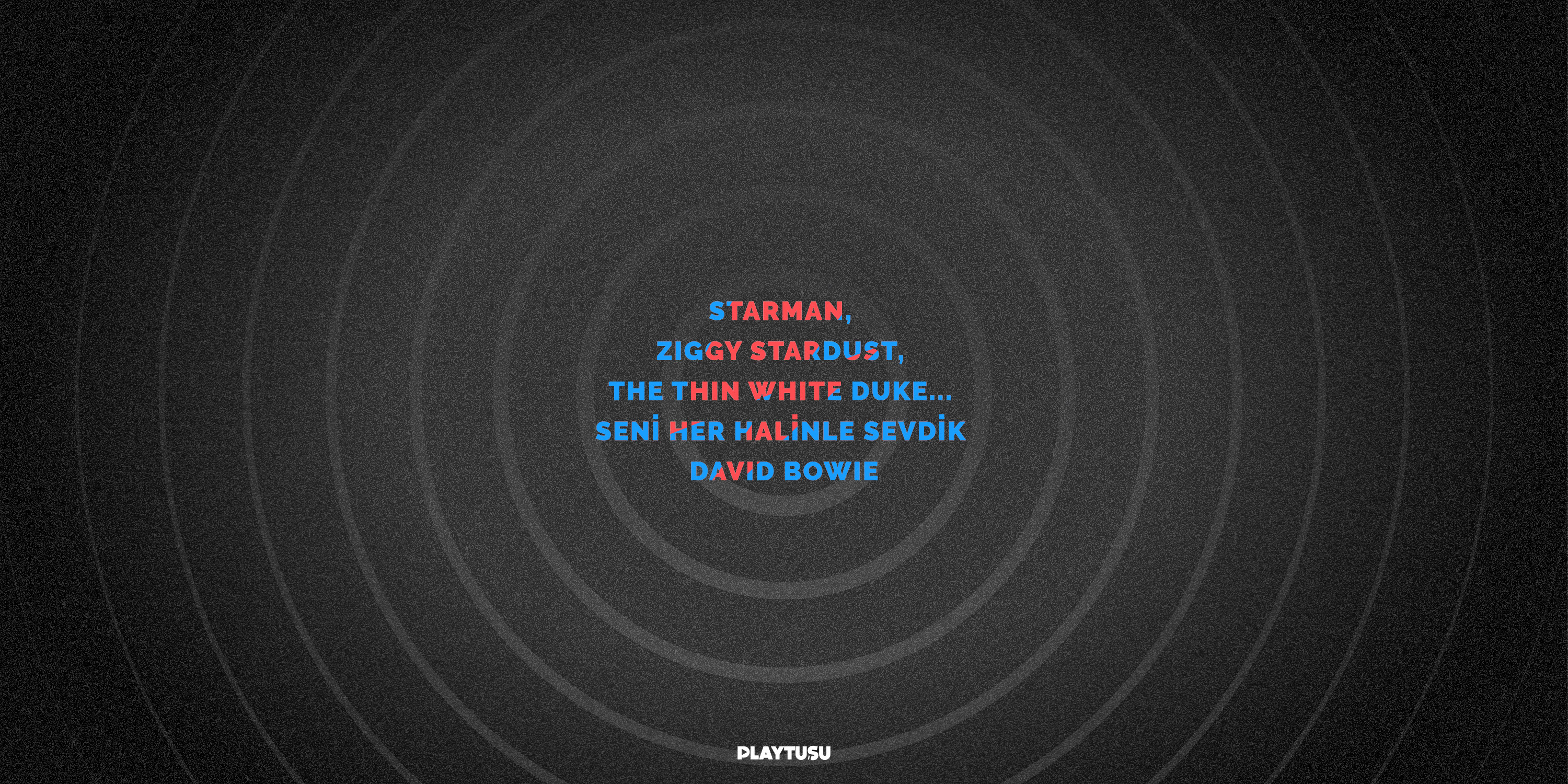 STARMAN, ZIGGY STARDUST, THE THIN WHITE DUKE… SENİ HER HALİNLE SEVDİK DAVID BOWIE