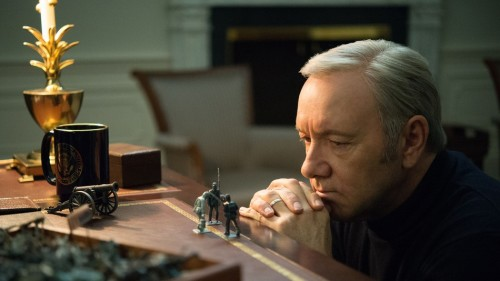 HOUSE OF CARDS'TAN ANLAMLI YENİ SEZON TEASER'I