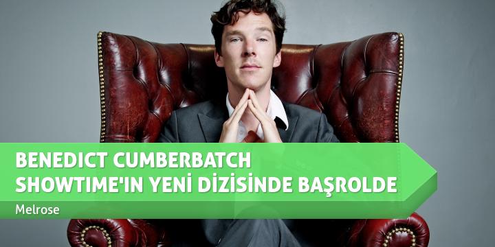 BENEDICT CUMBERBATCH SHOWTIME'IN YENİ DİZİSİNDE BAŞROLDE