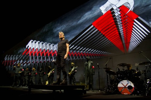 ROGER WATERS ABD-MEKSİKA SINIRINDA THE WALL KONSERİ PLANLIYOR