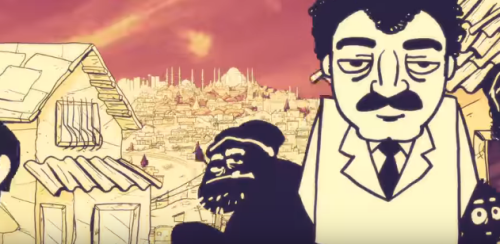 KOFF ANIMATON SUNAR: ZEKİ MÜREN'DEN SONRA SIRA MÜSLÜM GÜRSES'TE