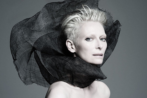 ESKİ DOCTOR WHO'DAN YENİ DOCTOR WHO ADAYI: TILDA SWINTON