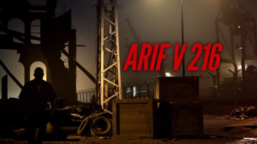 ARİF V 216'DAN İLK FRAGMAN!