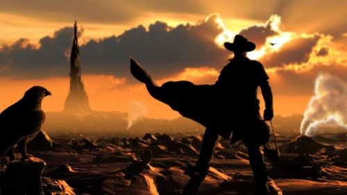 THE DARK TOWER'IN BEYAZ PERDE UYARLAMASINDAN İLK POSTER