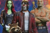 GUARDIANS OF THE GALAXY VOL. 2'NUN KADROSUNDAN MIXTAPE