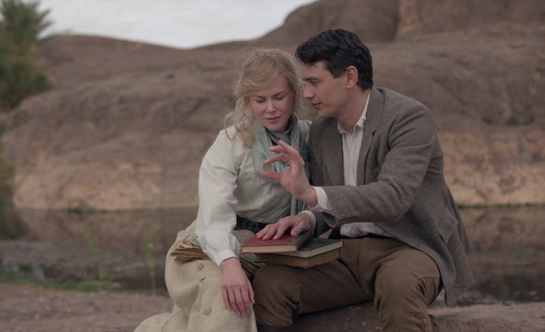 WERNER HERZOG FİLMİ QUEEN OF THE DESERT'TAN FRAGMANINIZ VAR