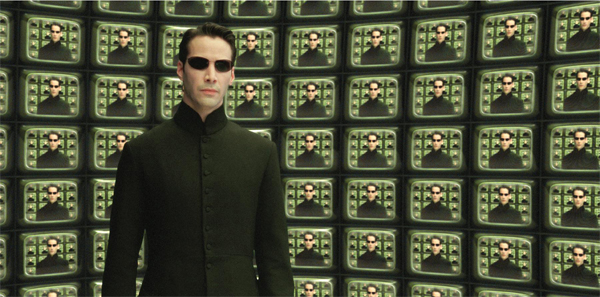 The Matrix movie image Keanu Reeves as Neo