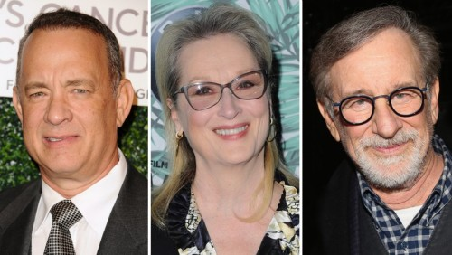 MERYL STREEP VE TOM HANKS YENİ SPIELBERG FİLMİNDE