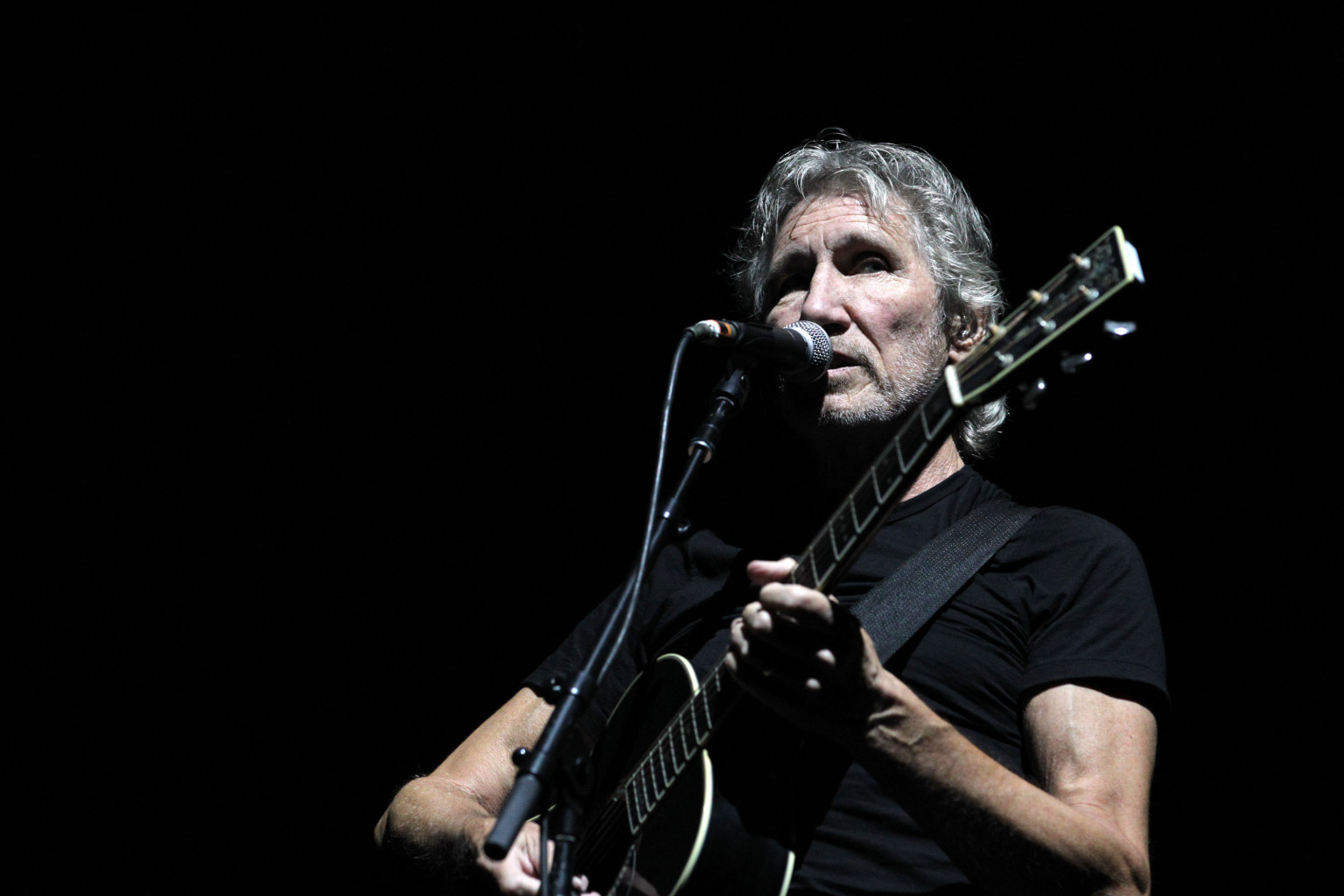 Roger Waters Performs At The GelreDome, Amsterdam