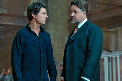 TOM CRUISE VE RUSSELL CROWE'LU THE MUMMY'DEN YENİ FRAGMAN