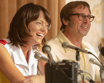 EMMA STONE VE STEVE CARELL'Lİ BATTLE OF THE SEXES'TAN İLK FRAGMAN