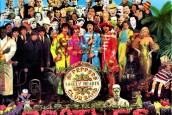 SGT. PEPPER'S ÖZELİNDE THE BEATLES MAĞAZASI