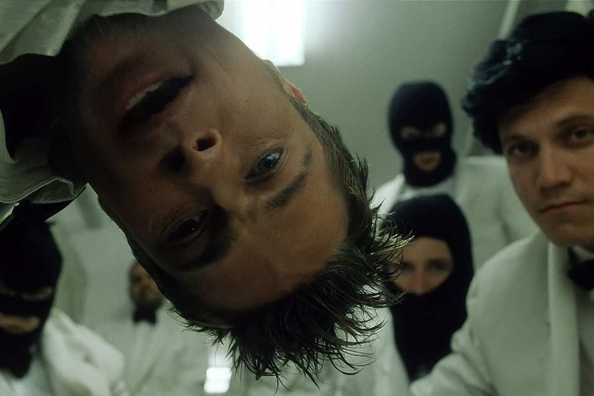 CLOCKWORK ORANGE VS. FIGHT CLUB: CLOCKWORK CLUB
