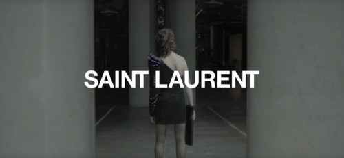 SAINT LAURENT'IN YENİ YÜZÜ CHARLOTTE GAINSBOURG
