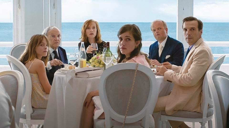 YENİ MICHAEL HANEKE FİLMİ HAPPY END'DEN İLK VİDEO!