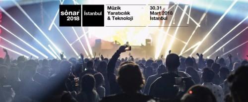 SÓNAR İSTANBUL'U ÖZLEDİK! O ZAMAN HEDEF 30-31 MART 2018!