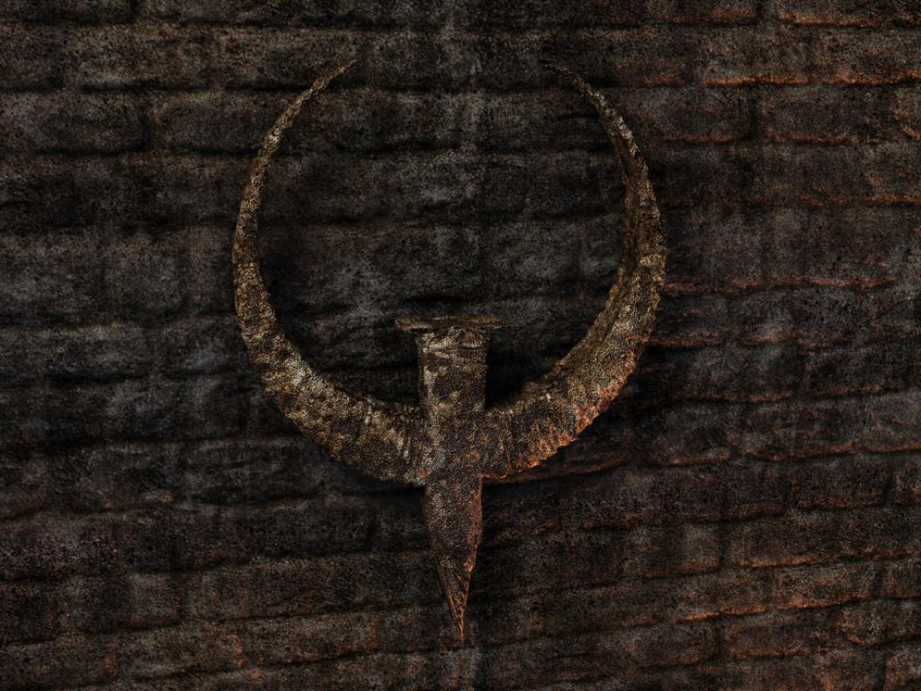 Trent Reznor İmzali Quake Soundtrack İ Plak Formatinda