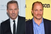 KEVIN COSTNER VE WOODY HARRELSON BONNIE VE CLYDE'I KOVALAYACAK