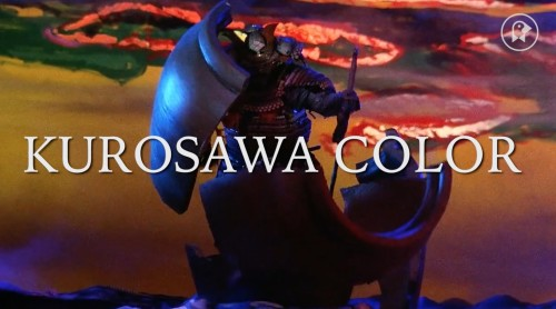AKIRA KUROSAWA'DAN RENKLİ FİLM 101