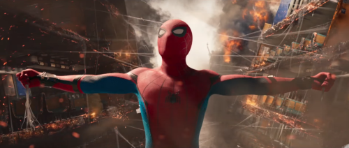 SPIDER-MAN: HOMECOMING'DEN CIVIL WAR'LI FRAGMAN