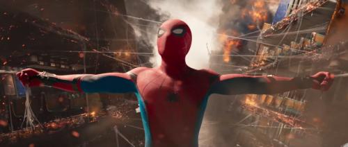 SPIDER-MAN: HOMECOMING'DEN CIVIL WAR'LI FRAGMAN