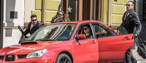 BABY DRIVER'IN AKILLARA ZARAR AÇILIS SAHNESİ YOUTUBE'DA