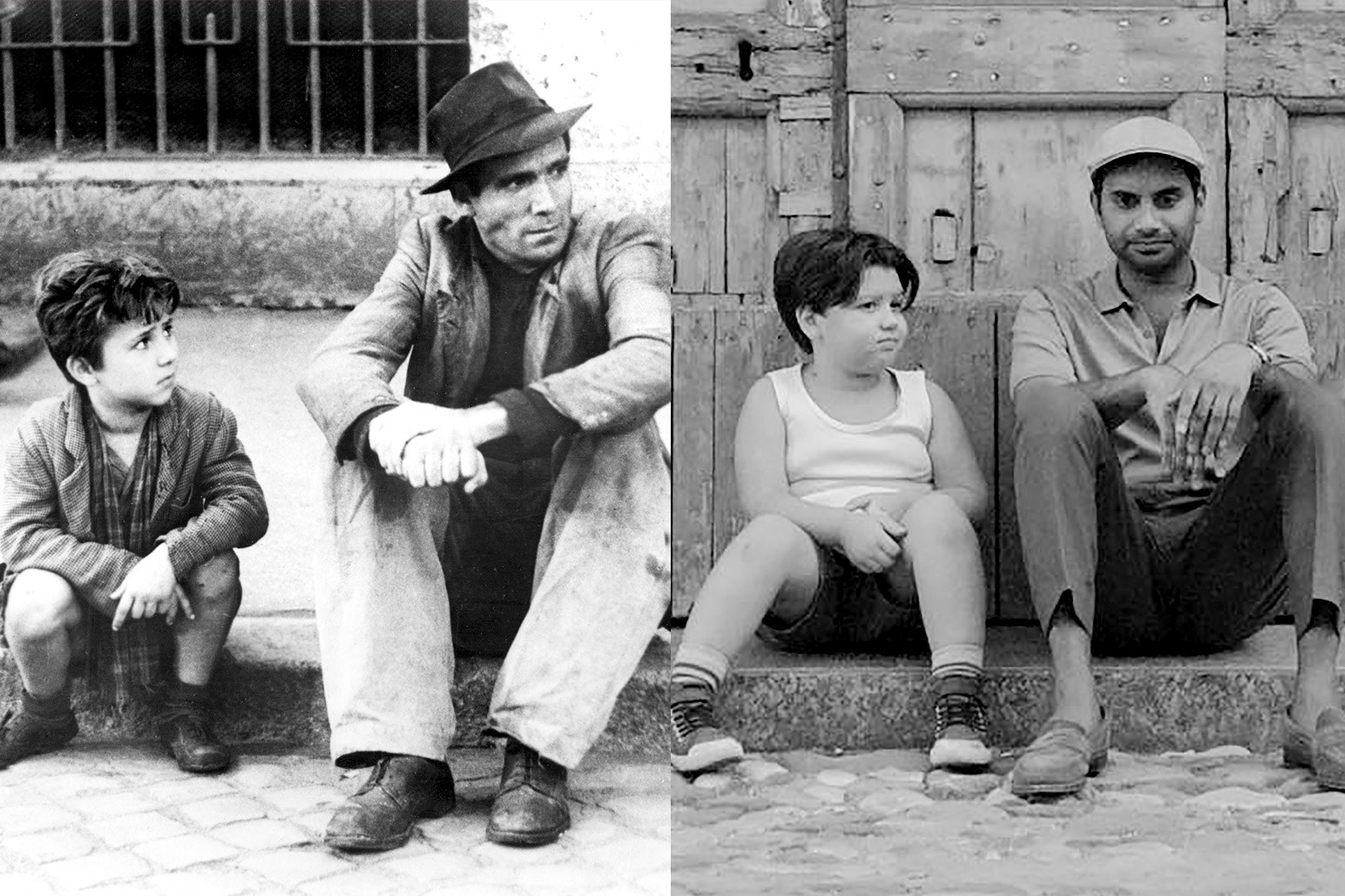 """bicycle theives One of the 45 films of the 1995 vatican film list in the """"values"""" category, """"bicycle thieves"""" (1948) is new on blu-ray from the criterion collection the enduring power of vittorio de sica's heartbreaking italian neorealist classic """"bicycle thieves"""" (originally released in the us as """"the bicycle thief"""") lies in the."""