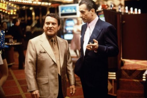 OOO JOE PESCI BEYLER DE THE IRISHMAN'DEYMİŞ!