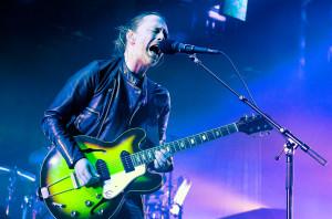 radiohead, from the basement'ın in rainbows albümü için kaydettiği bölümü yayınladı