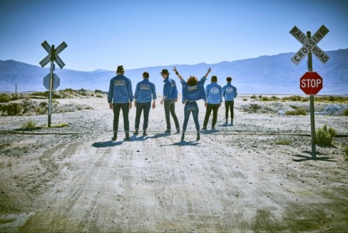 ARCADE FIRE MAVİ MAVİ GELDİ: ELECTRIC BLUE