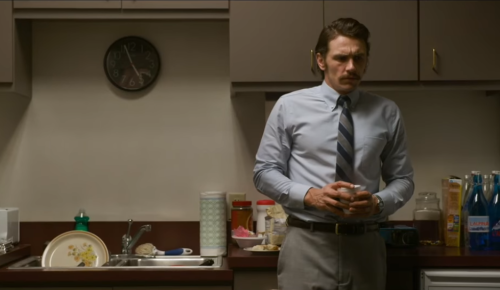 JAMES FRANCO'LU THE VAULT'TAN YENİ FRAGMAN
