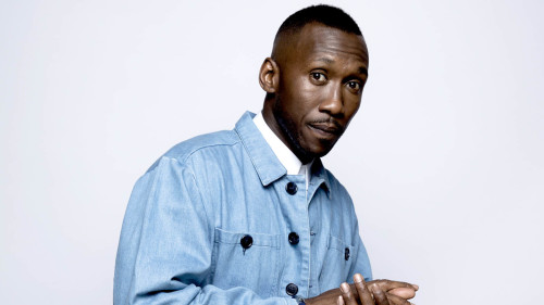 MOONLIGHT'TAN TRUE DETECTIVE'E: MAHERSHALA ALI
