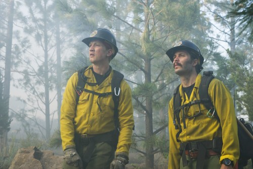 MILLES TELLER VE JOSH BROLIN'Lİ ONLY THE BRAVE'DEN İLK FRAGMAN