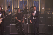 THE TONIGHT SHOW'DAN SLAYER GEÇTİ, RAINING BLOOD GEÇTİ!