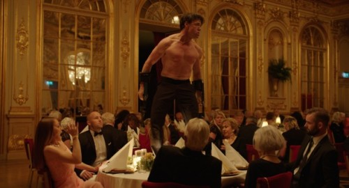 İŞTE PALME D'OR FATİHİ THE SQUARE'İN İLK FRAGMANI!