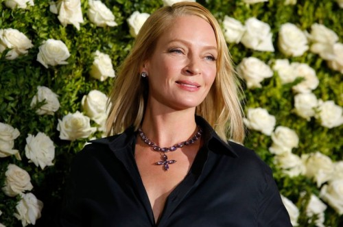 UMA THURMAN THE PARISIAN WOMAN'LA BROADWAY'E GİRİYOR