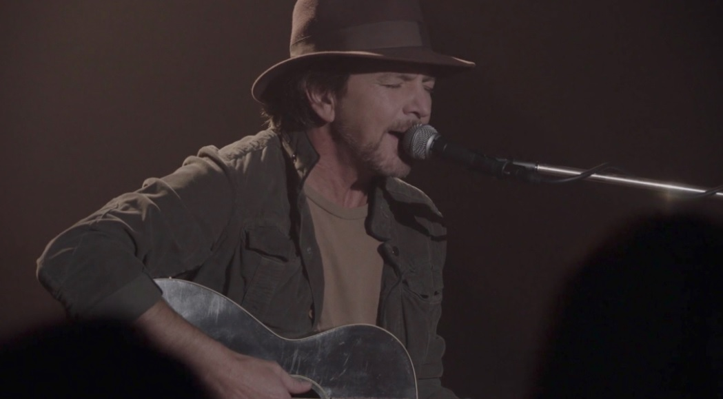 THE BANG BANG BAR'DA BU HAFTA: EDDIE VEDDER