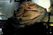 JABBA THE HUTT SPIN OFF'U YOLDA!