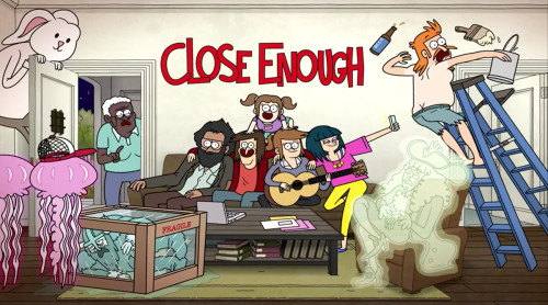 REGULAR SHOW BİTTİ, CLOSE ENOUGH VERELİM