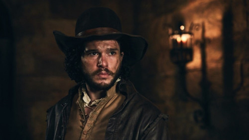 KIT HARINGTON'LI GUNPOWDER'DAN İLK KISA FRAGMAN YAYINLANDI